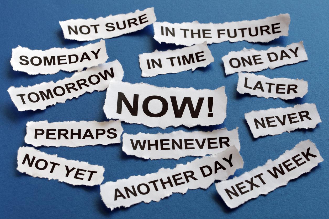 Prokrastinering – varför blir det så?