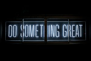 Hitta motivationen när du behöver den som mest