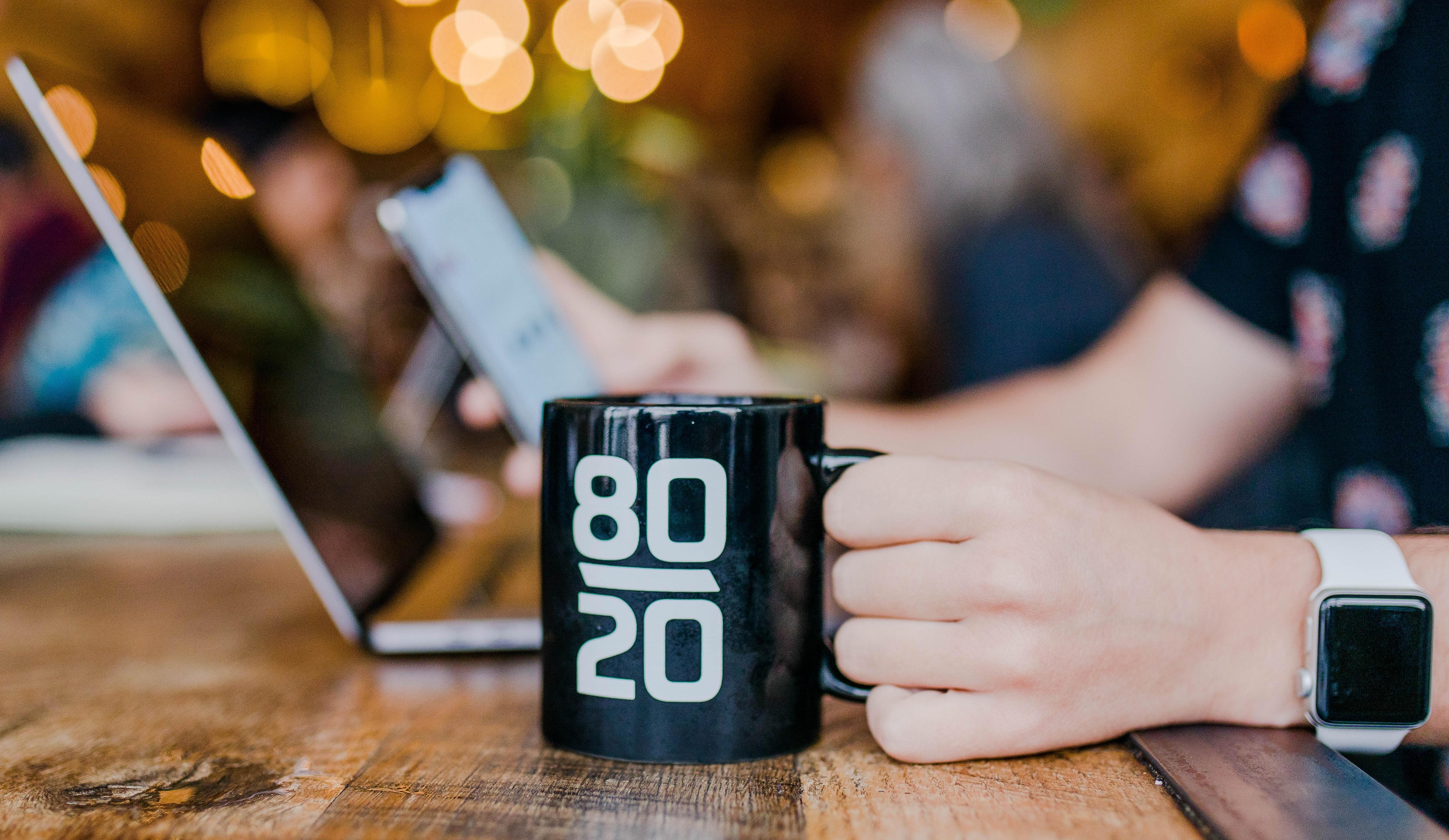 80/20 regeln – ditt fokus är avgörande