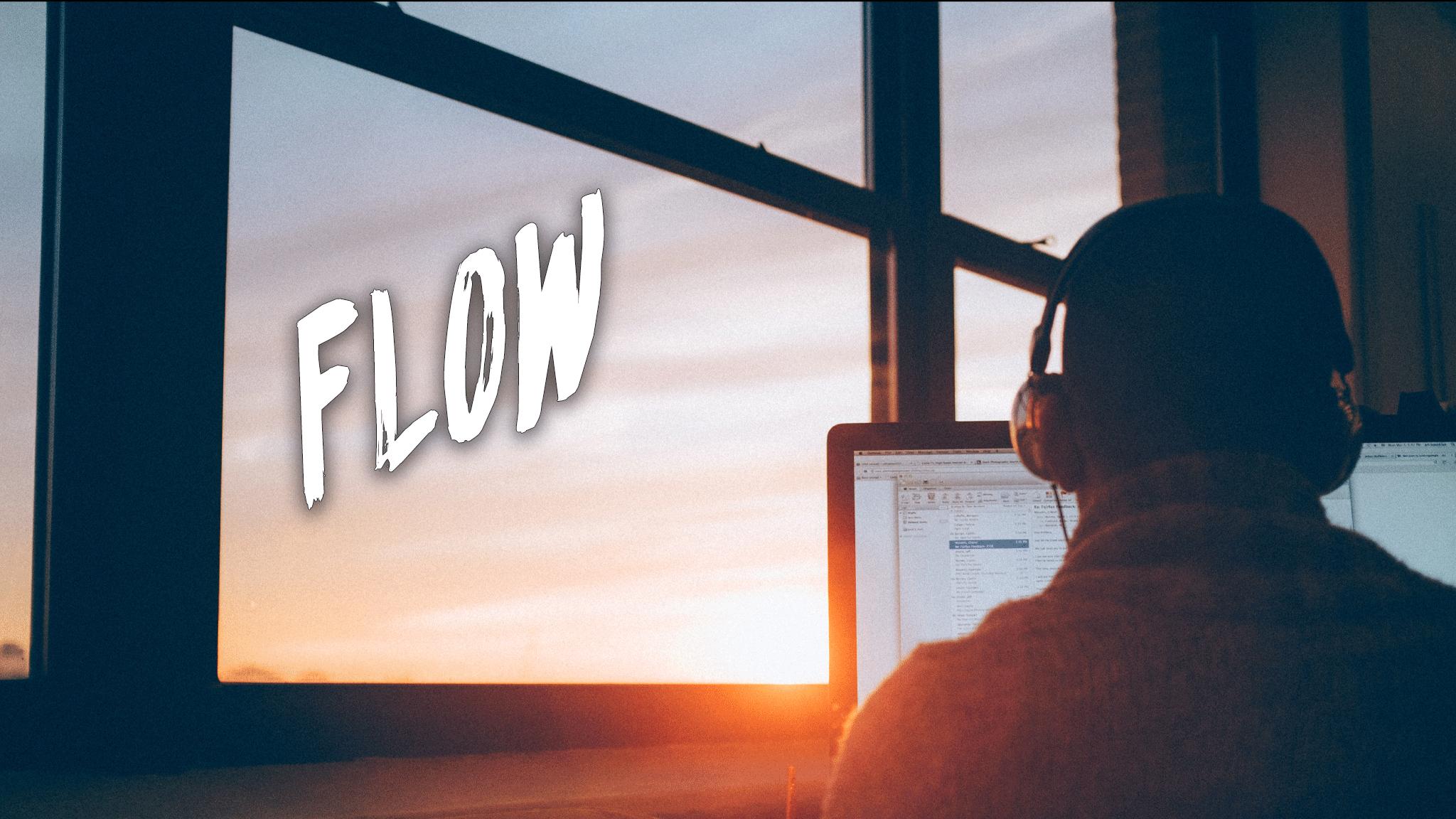 Så skapar du flow i ditt arbete
